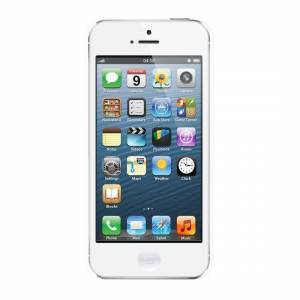Apple iPhone 5 16 Gb   Blanco Libre