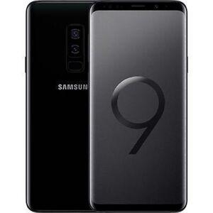 Samsung Galaxy S9 Plus 256 Gb Dual Sim Negro (Midgnight Black) Libre