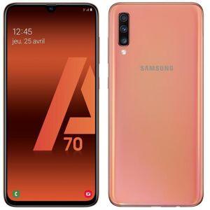 Samsung Galaxy A70 128 Gb   Coral Libre