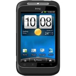 HTC Wildfire S 0,512 Gb   Negro Libre