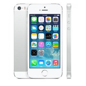 Apple iPhone 5S 32 Gb   Plata Operador Extranjero