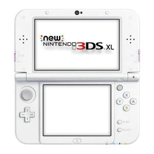 Nintendo Consola Nintendo New 3DS XL Blanco Perla
