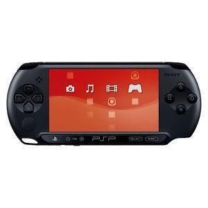 Sony Consola Sony PSP Street Negro