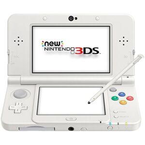Nintendo Consola portable Nintendo New 3DS: Ambassador Edition Blanco