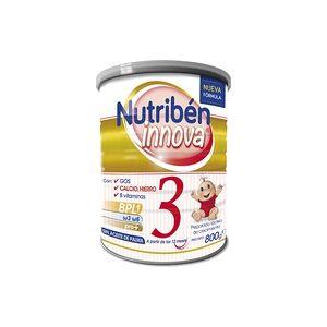 Nutriben Leche Innova 3 12m+ 800 g de polvo - Nutriben