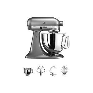 Kitchenaid Robot Artisan 4,8L silver oscuro 1 unidad - Kitchenaid