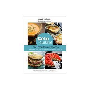 "Edition Thierry Souccar Libro de Recetas ""Céto cuisine"" de Magali Walkowicz 1 unidad - Edition Thierry Souccar"