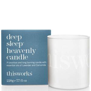 this works Vela perfumada this works Deep Sleep (220g)