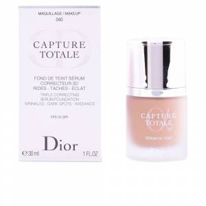 Christian Dior CAPTURE TOTALE fond de teint sérum  #040-miel  30 ml