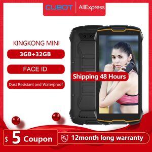 null Cubot-teléfono inteligente KingKong MINI resistente, teléfono móvil 4G LTE resistente al agua,