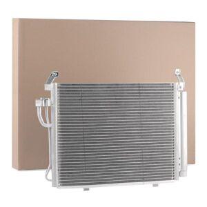 RIDEX Condensador 448C0258 Condensador de Aire Acondicionado,Condensador, aire acondicionado HYUNDAI,i10 (PA)