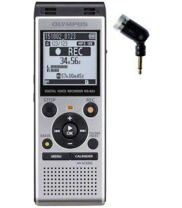 Olympus Ws-852 Grabadora + Me52w Microfono