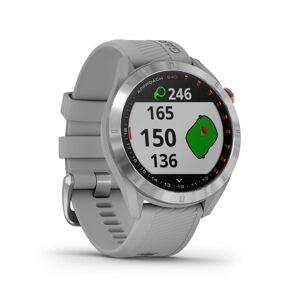 Garmin Reloj GPS Golf Approach S40 Adulto Gris