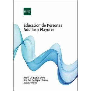 De-Juanas Oliva, Ángel Educación de personas adultas y mayores