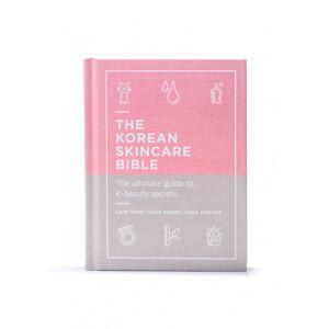 """MiiN Cosmetics Libro: """"the korean skincare bible"""" (versión en inglés)"""