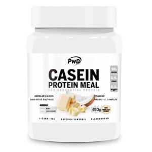 PWD NUTRITION Casein Protein Meal Chocolate Blanco Y Coco 450 G