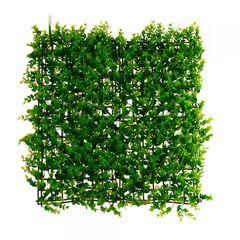 RegalosMiguel Jardín Vertical Plástico 50 x 50 cm Hoja Redonda