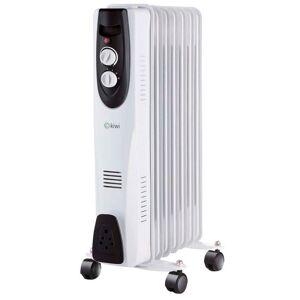 RegalosMiguel Radiador de Aceite Radix 1500W