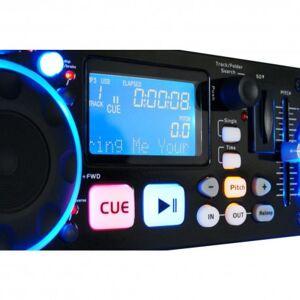 Skytec STC-50 Doble Reproductor MP3/USB/SD