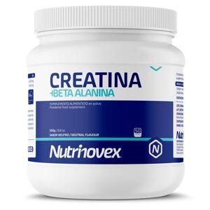 nutrinovex Creatina + Beta Alanina