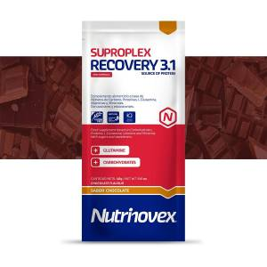 nutrinovex Suproplex Recovery 3.1 - Chocolate, 40g
