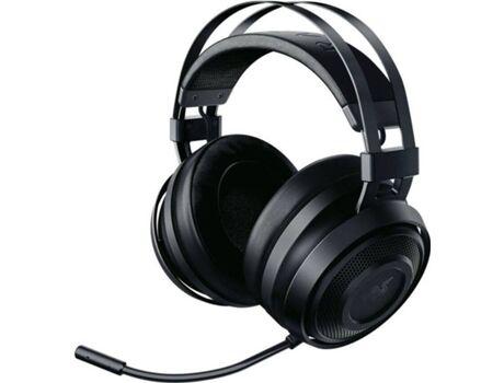 Razer Auriculares Gaming Inalámbrico RAZER Nari Essential (Con Micrófono - RGB)