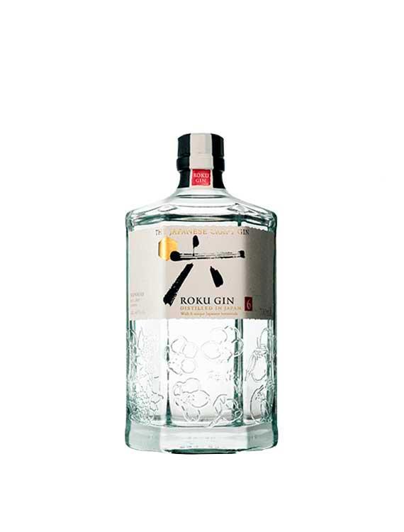 Ginebra Roku Gin