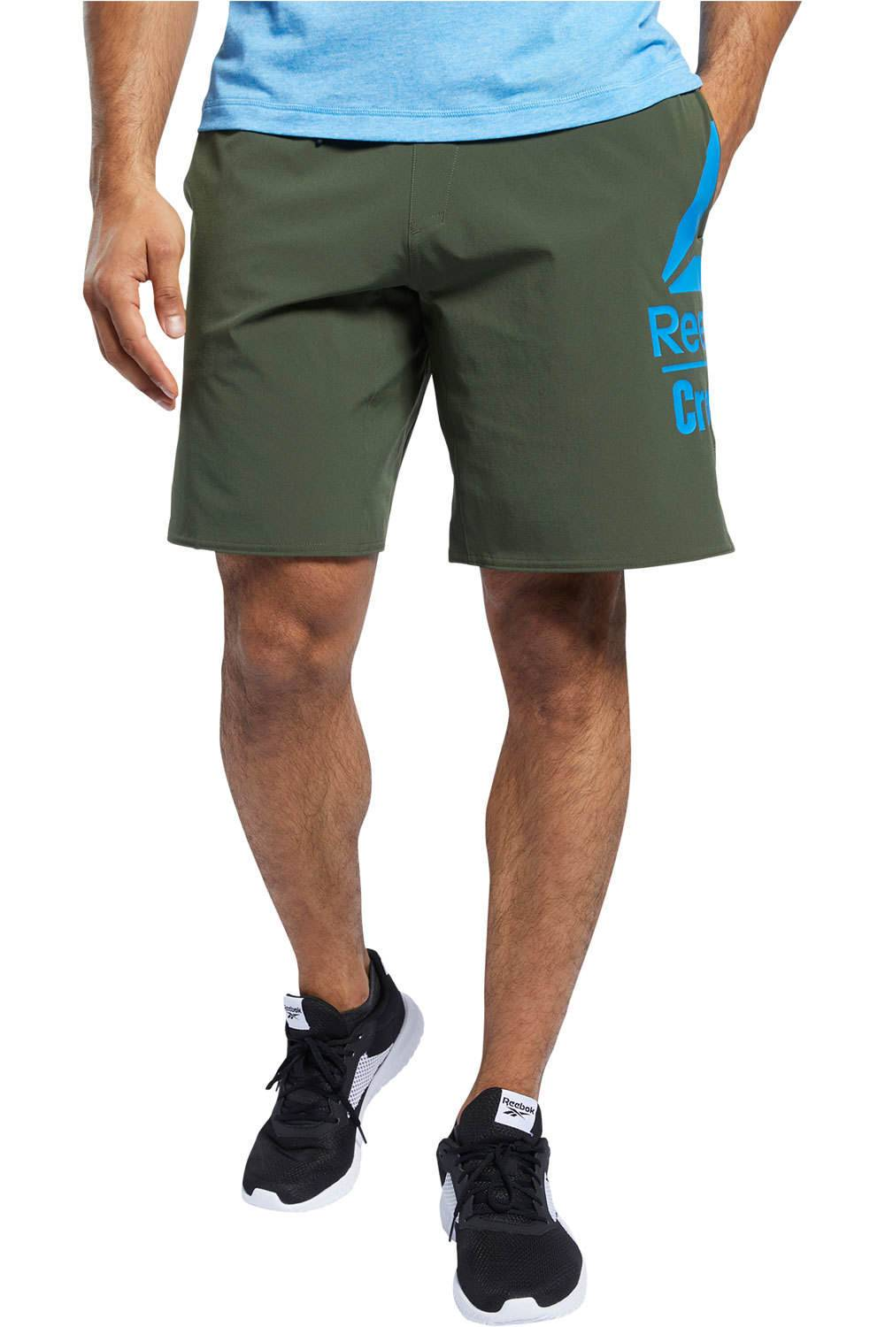 Reebok Botellines y complementos fitness rc epic base short lg br