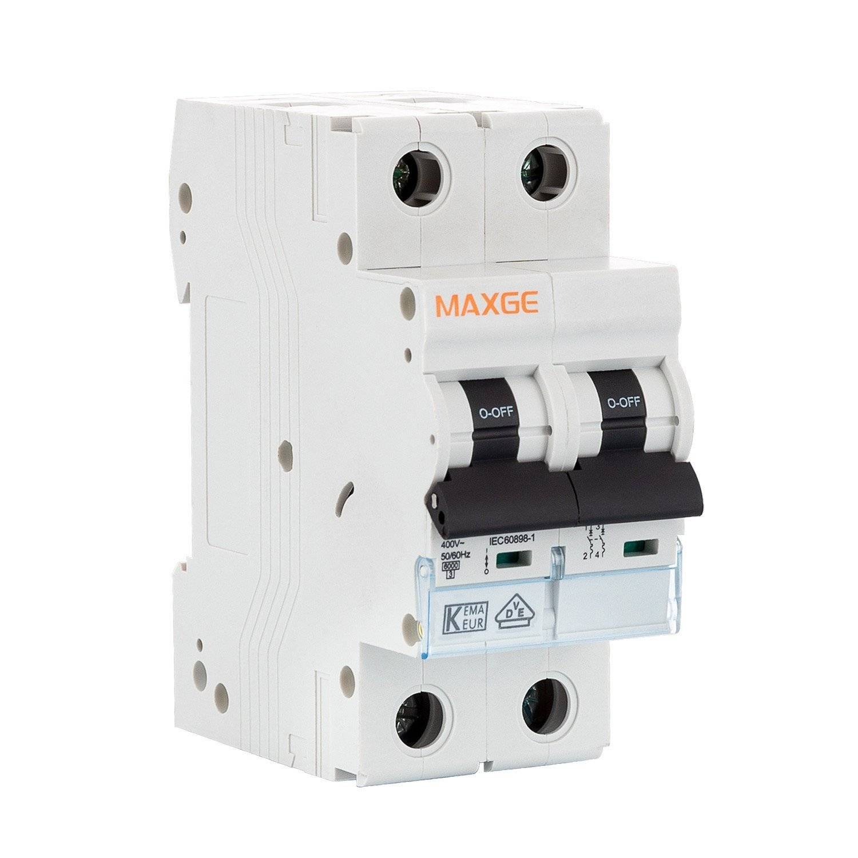 MAXGE Automático Vivienda Maxge 10A 1P+N-6kA