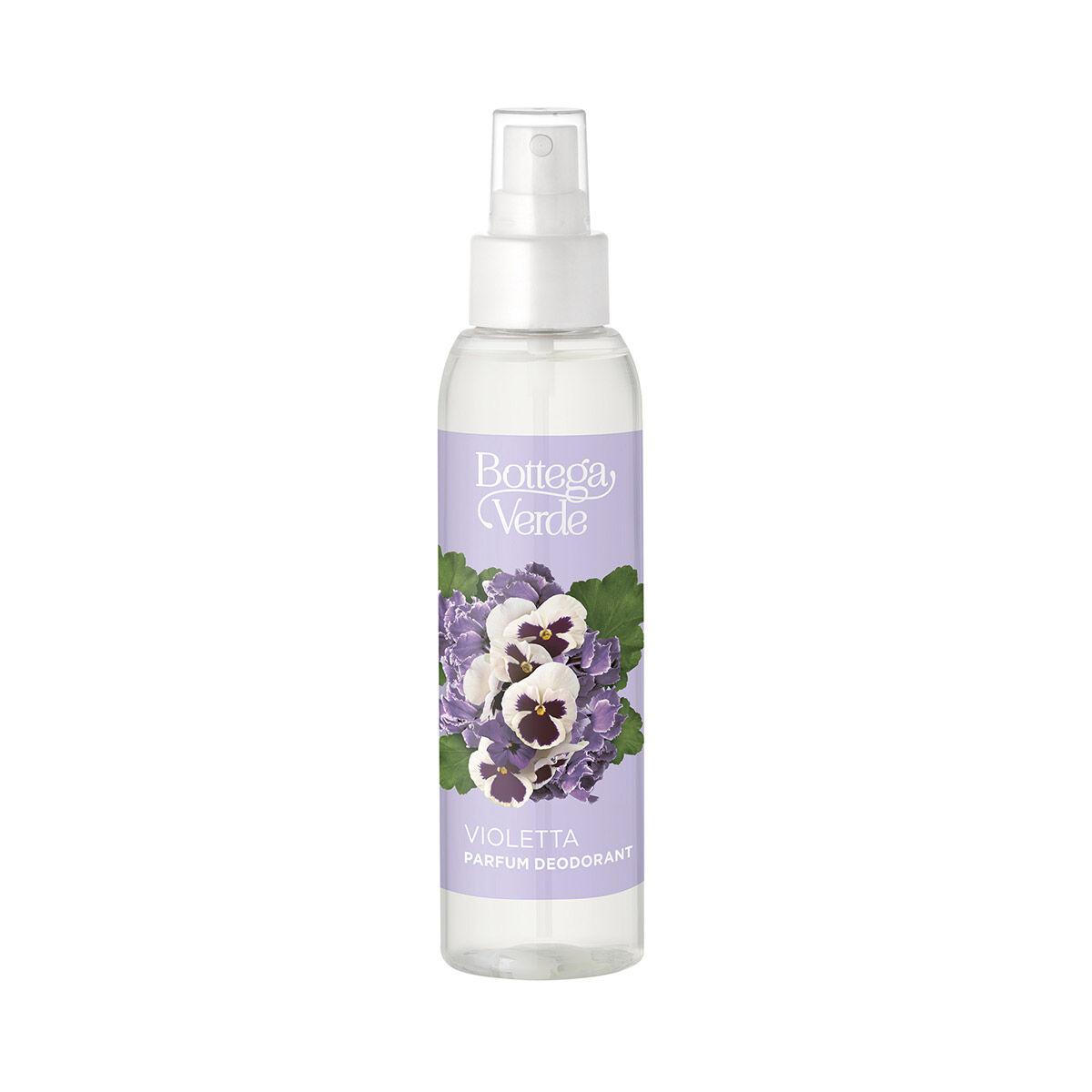 Bottega Verde Desodorante perfumado (125 ml) violeta