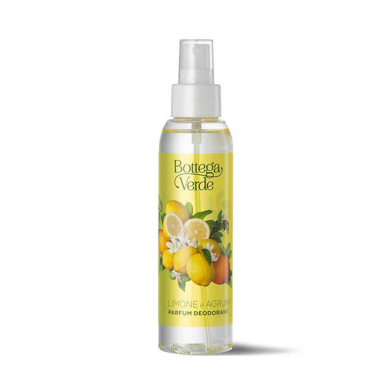 Bottega Verde Desodorante perfumado - Limones y naranjas de Sicilia (125 ml)