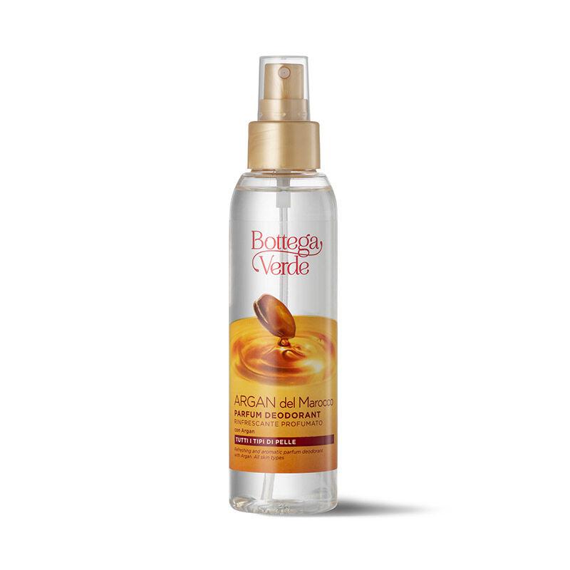 Bottega Verde Desodorante perfumado - refrescante y perfumado - con Argán (125 ml) - todo tipo de pieles