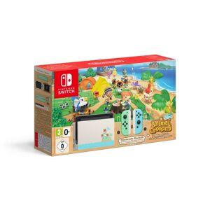 Nintendo Switch V2 Edición Animal Crossing: New Horizons + Juego Animal Crossing: New Horizons