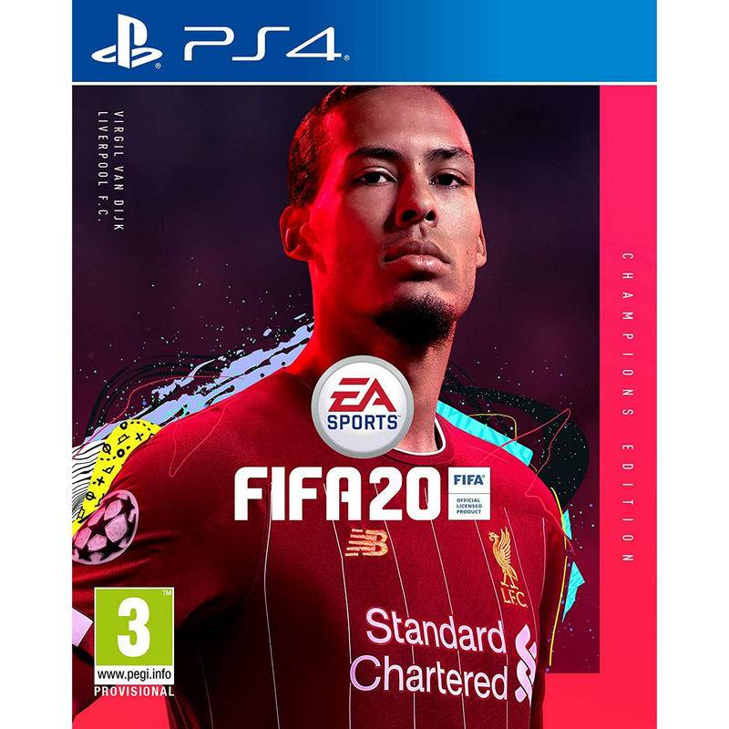 Electronic Arts FIFA 20 Champions Edition PS4