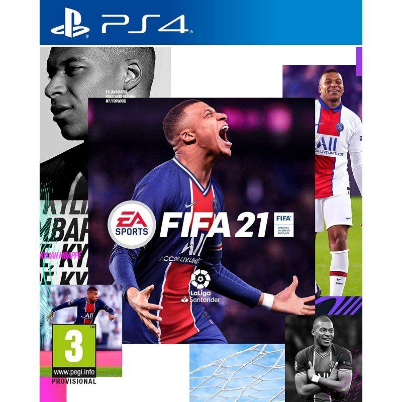 Electronic Arts FIFA 21 PS4