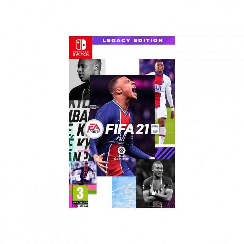 Electronic Arts FIFA 21 Legacy Edition Nintendo Switch