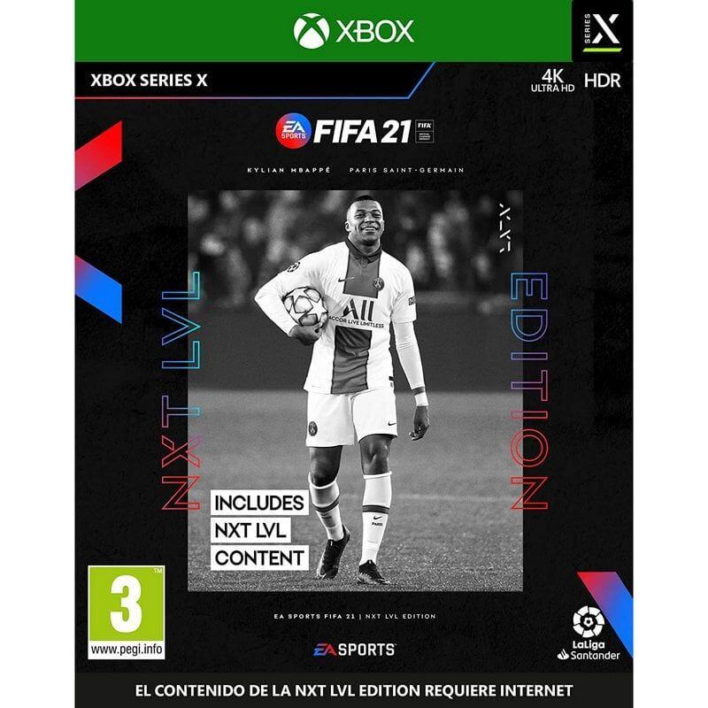 Electronic Arts FIFA 21 Next Level Edition Xbox Series X