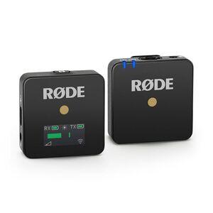 Rode Wireless Go Sistema de Micrófonos Inalámbricos para Cámara Réflex