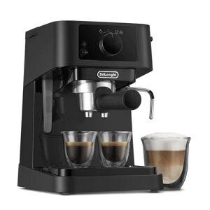 DeLonghi Stilosa EC235.BK Cafetera de Espresso Negra