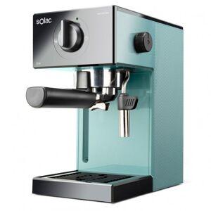 Solac Squissita Easy Blue Cafetera Espresso 20 bar