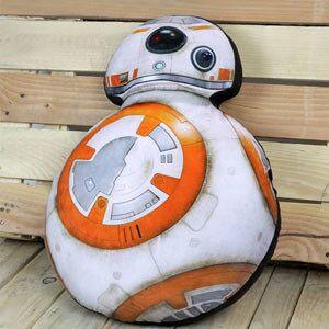 Almohada Star Wars BB-8