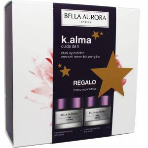 Bella Aurora K Alma Crema Iluminadora 50ml+Crema Reparadora 50ml