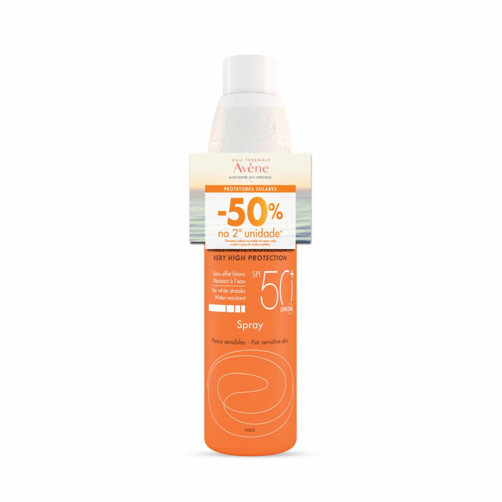 Avène Solar Spray SPF50 + 200ml