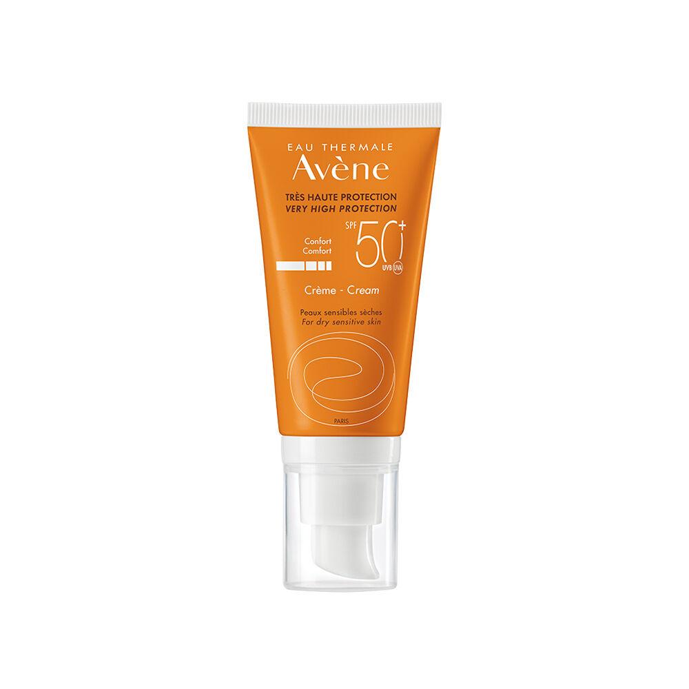 Avène Solar Crema Facial Toque Seco SPF50 + 50ml