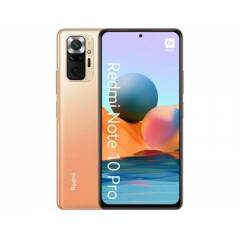 Xiaomi Smartphone XIAOMI Redmi Note 10 Pro (6.67'' - 6 GB - 128 GB - Bronce)