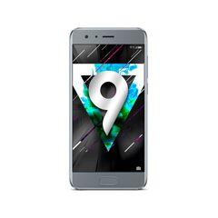 Honor Smartphone HONOR 9 Premium (5.2'' - 6 GB - 64 GB - Gris)