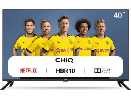CHIQ TV CHIQ L40H7N (LED - 40'' - FHD - Smart TV)