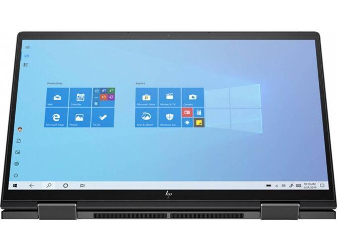HP Portátil Convertible 2 en 1 HP 13-AY0001NS (13.3'' - AMD Ryzen 5 4500U - RAM: 8 GB - 512 GB SSD PCIe - AMD Radeon)