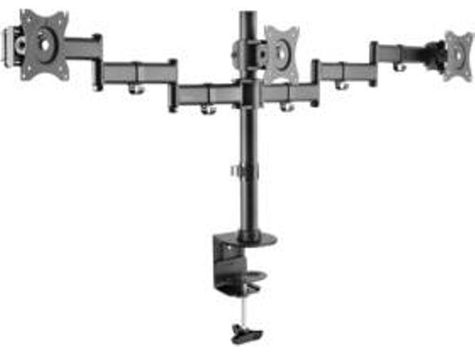 LOGILINK Soporte de Mesa LOGILINK BP0050 (Ajustable - 13'' a 27'' - Hasta 8 kg)