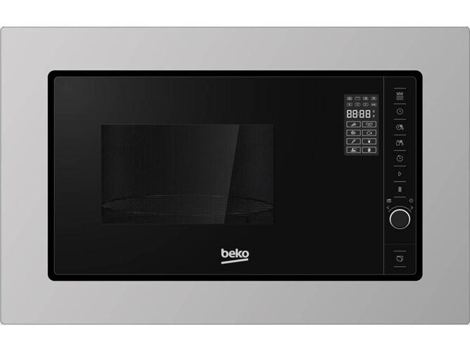 Beko Microondas Integrable BEKO MOB20231BG (20 L - Con grill - Inox)